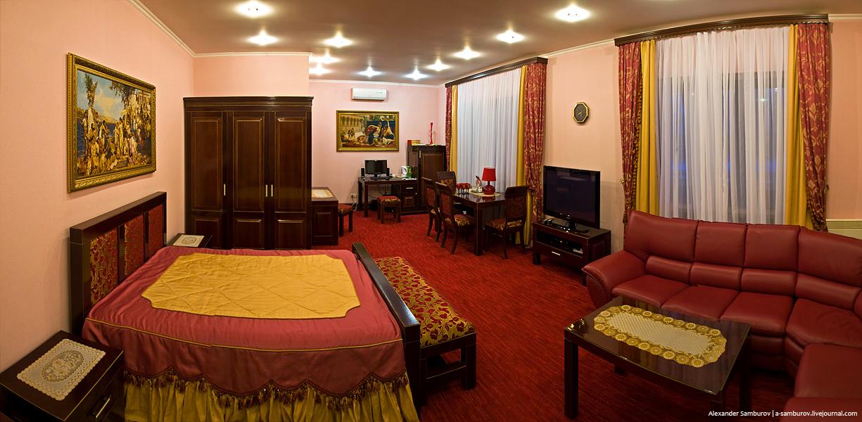 гостиницы боровска